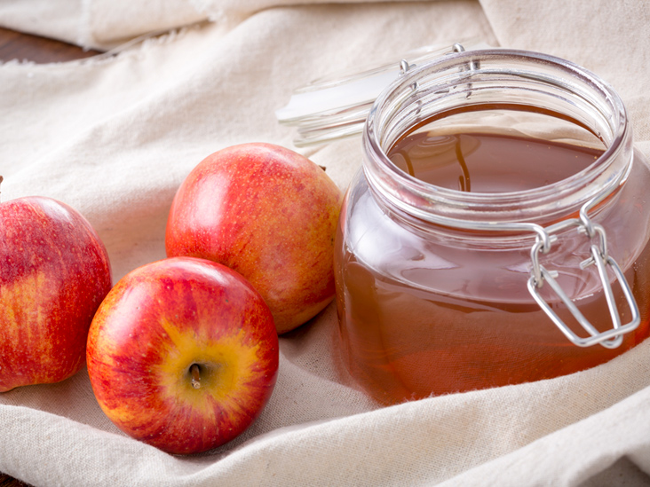 Apple Cider Vinegar: For Face, Cleanser, and Spot Treatment