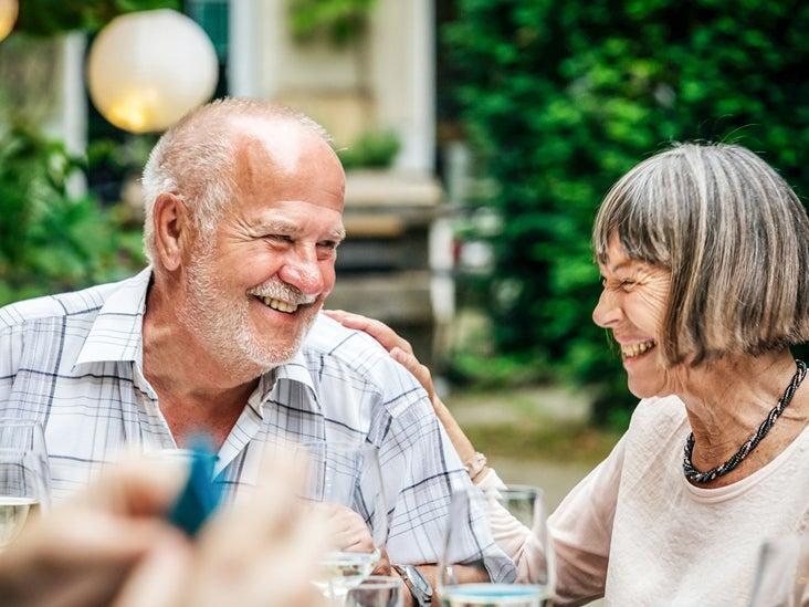 Chronologisches vs. biologisches Altern: Erhöhte Lebenserwartung