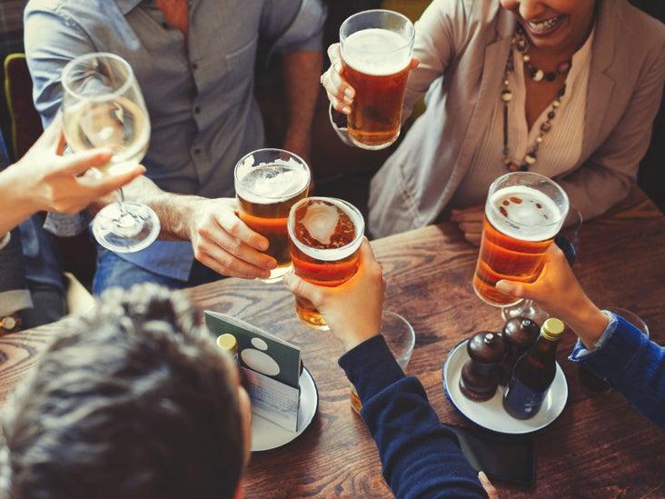 Hangovers: Wine, Beer Order Doesn't Matter