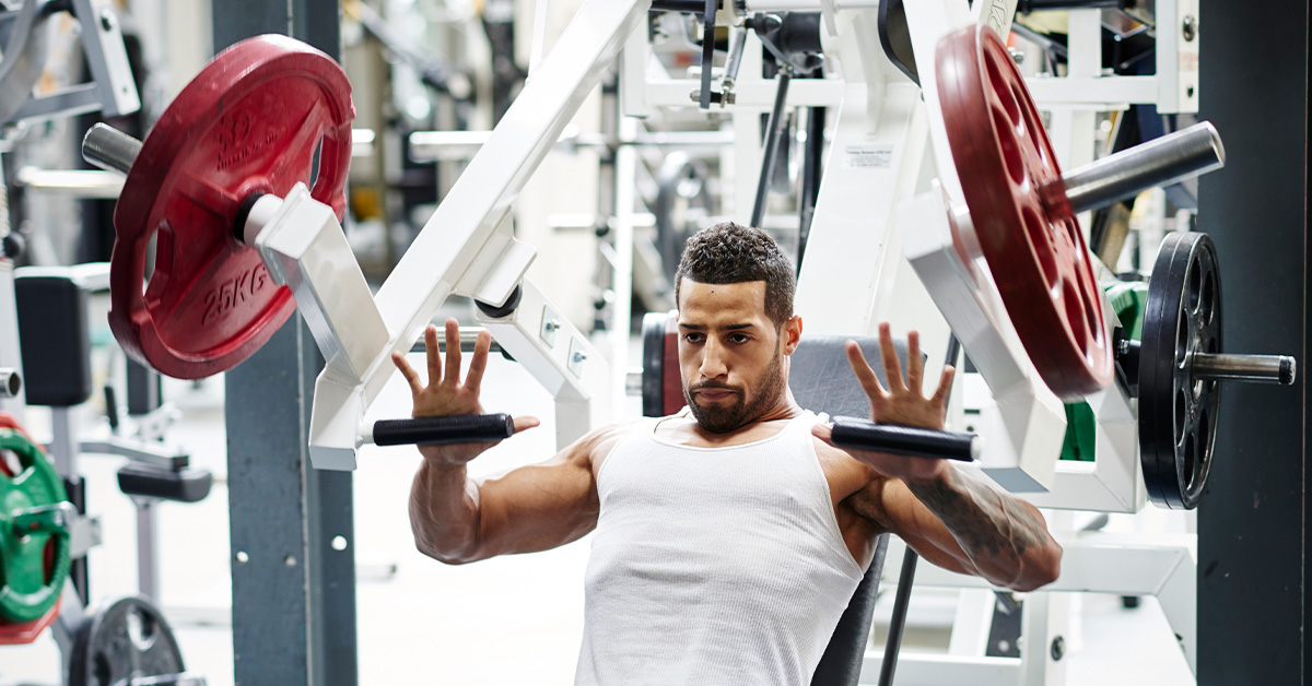 Chest Press How To Benefits Variations And More