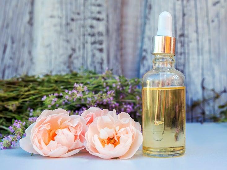 Rose Oil Essential Oil?