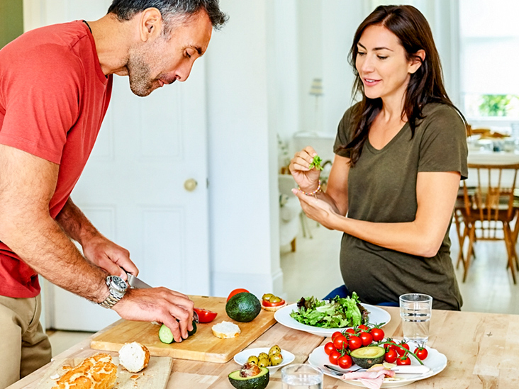 heart healthy diet during pregnancy