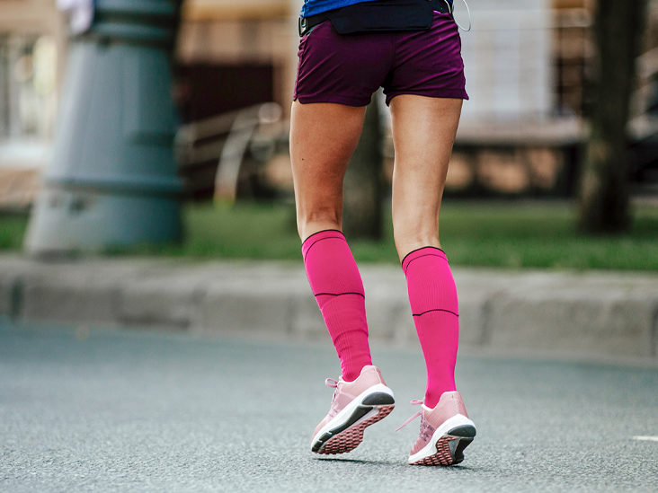 Wearing Compression Socks Be Harmful