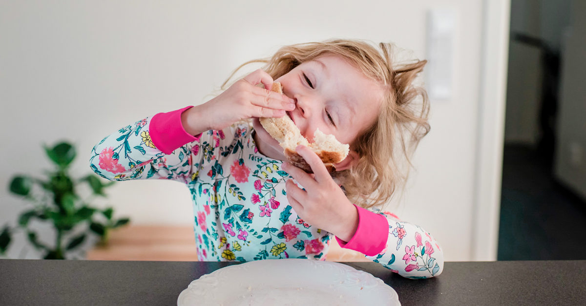 how to add sesame to toddler diet