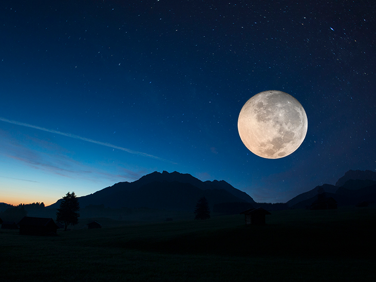 Full Moon Effects: What Research Has Discovered
