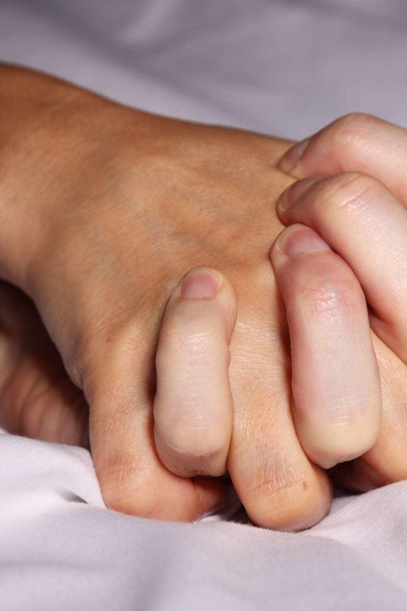 contracción de la próstata durante el orgasmo