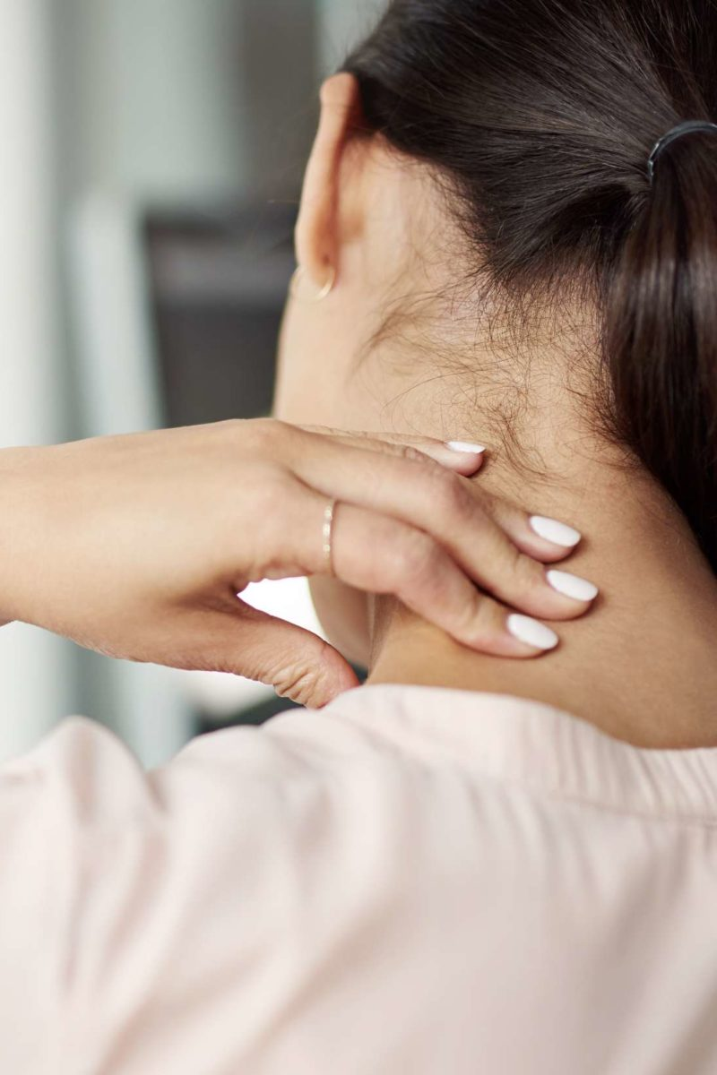 Pinched Nerve In Neck  10 Stretches And Exercises