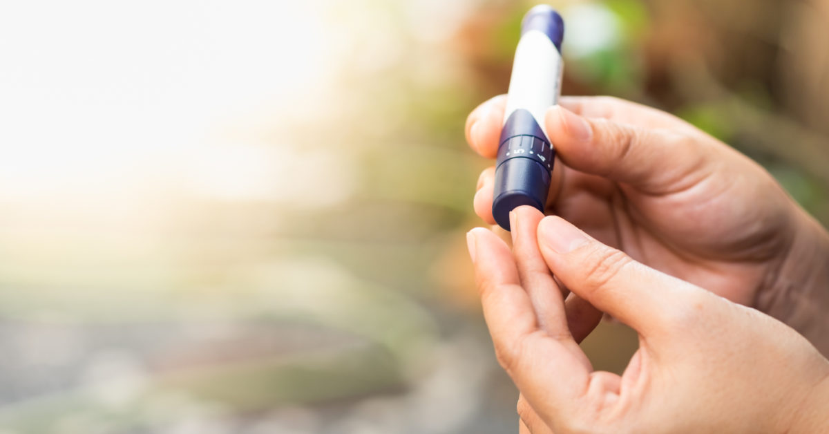 Could AI replace the finger prick blood sugar test?