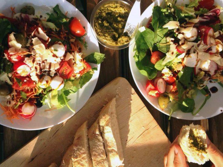 ten food raw food diet