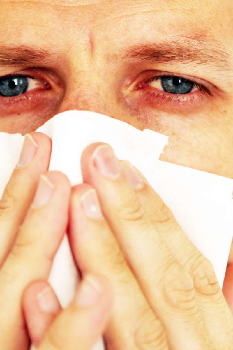 Is it a cold or sinusitis? Learn to spot the symptoms of a sinus infection