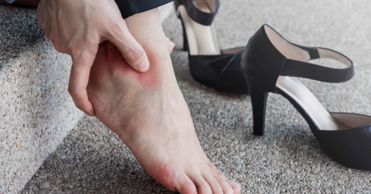 Heel pain or plantar fasciitis: Treatment, exercises, and causes