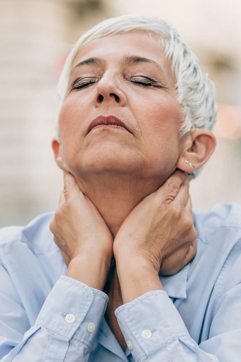 Menopause symptoms: How long do they last?