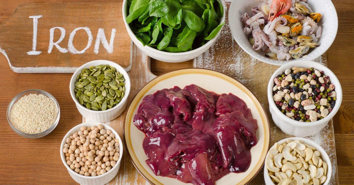 High-iron foods: The top ten