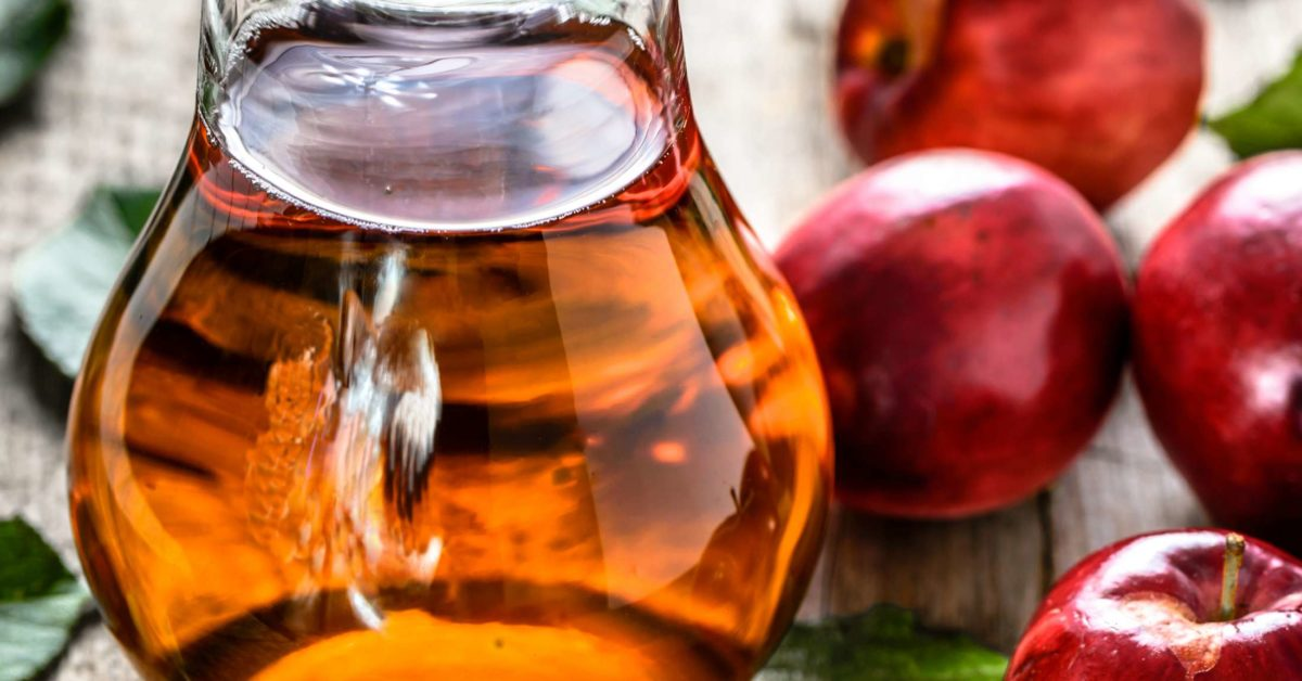 Ternyata Cuka Apel Bagi Sangat Bermanfaat Bagi Kesehatan!
