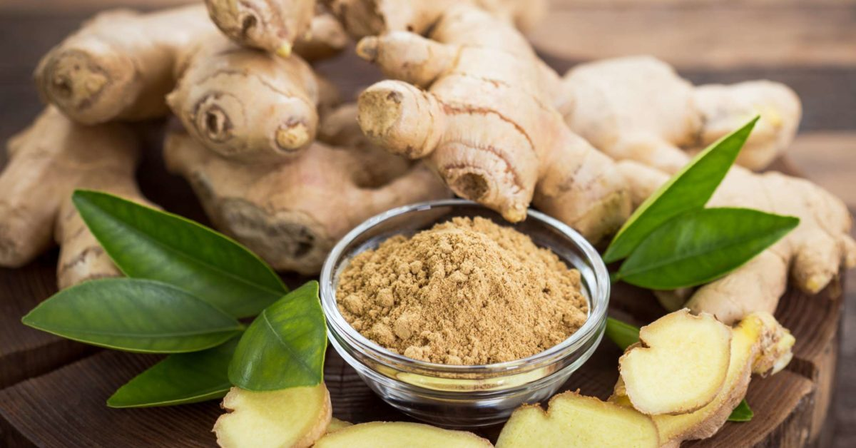 Ginger for diarrhea: Research, dosage, and side effects