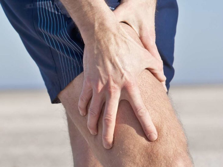 pain feature in sinistral higher up assist run joint