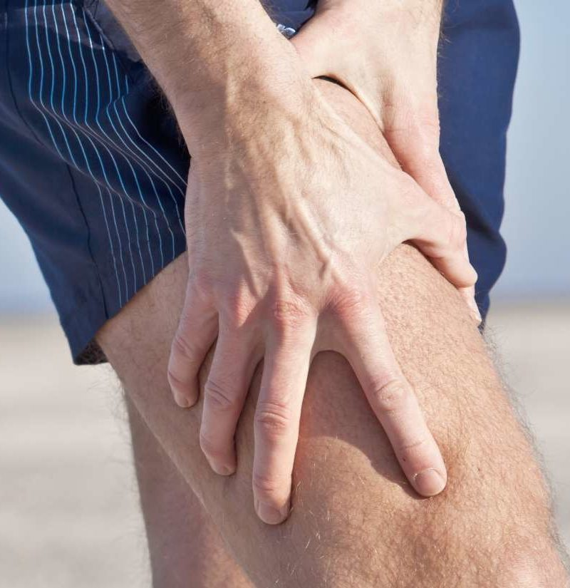 cure for muscle pain in thigh