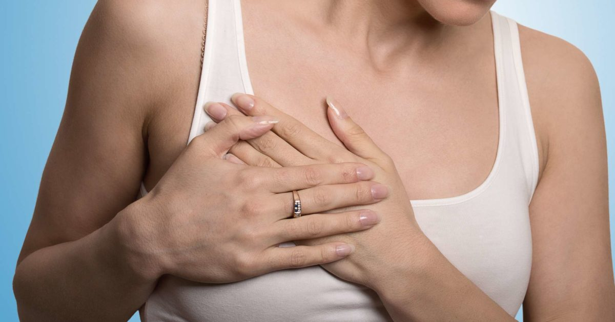 17 causes of pain in the right side of the chest