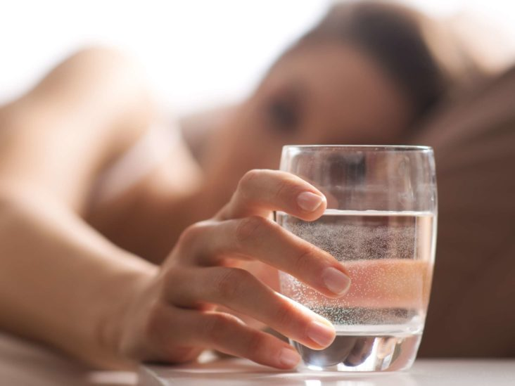 Should You Be Drinking Water Before Bed