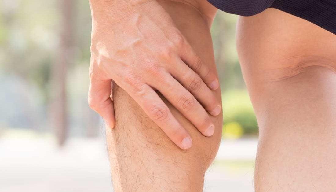 La última estrategia de Word a Dolor de rodilla en reposo