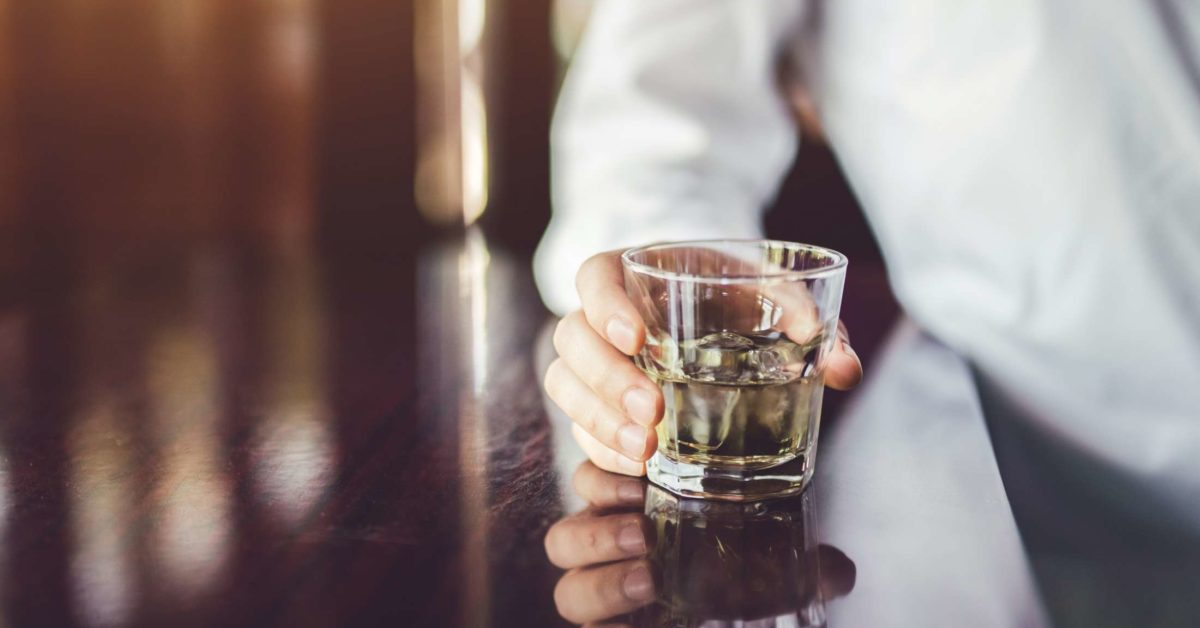 Alcohol promotes disease by altering oral bacteria