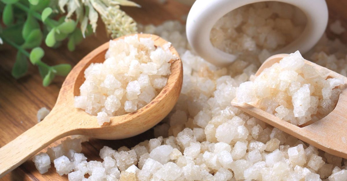 Epsom salt detox: Benefits and how it works