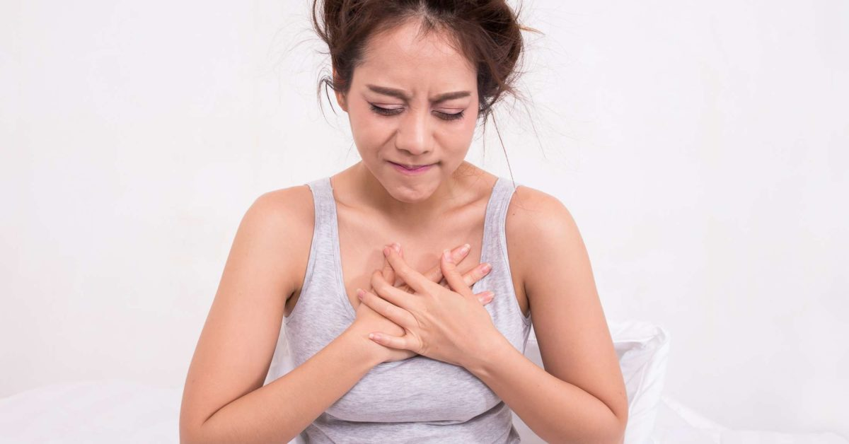 chest pain in Port Saint Lucie