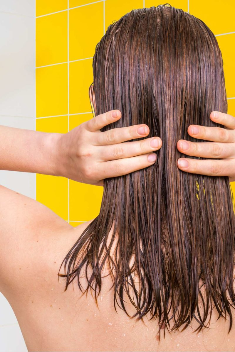 12 Home Remedies For Dry Hair
