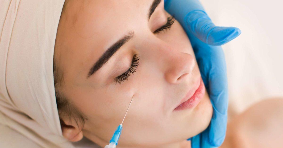 foto de Botox under eyes: Effectiveness, side effects, and alternatives