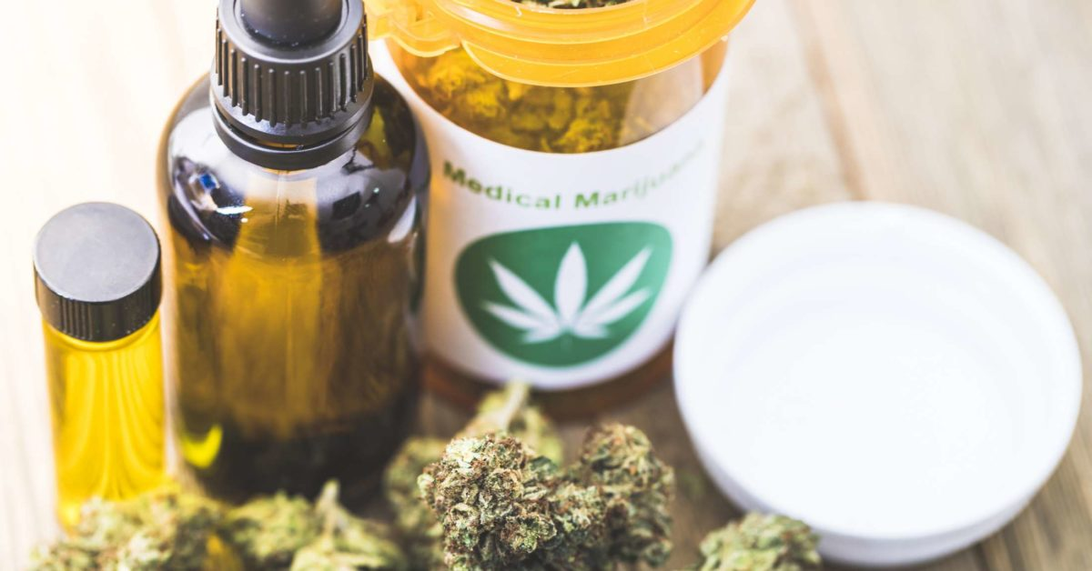 how to make pot oil for pain
