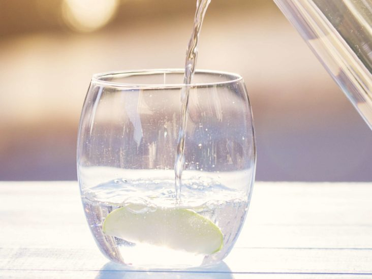 why is drinking water for weight loss