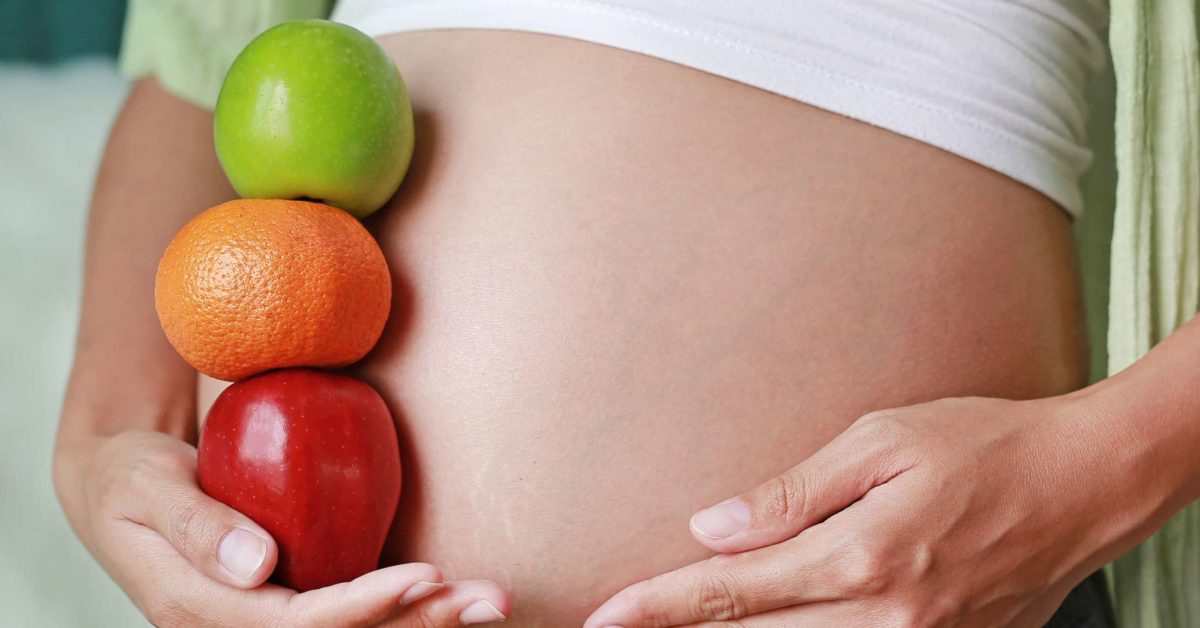 whats a good diet for a pregnant woman