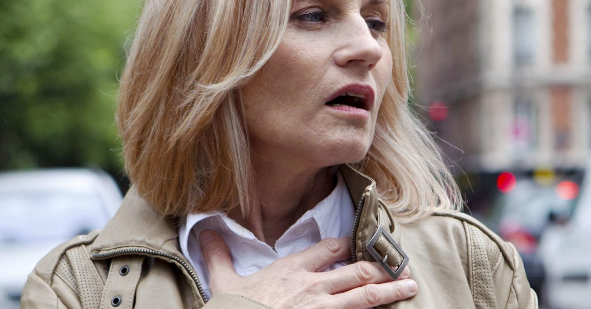How to tell if it is a panic attack or a heart attack