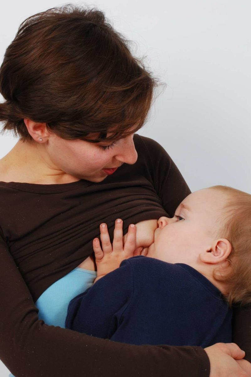 The 6 Best Breastfeeding Positions