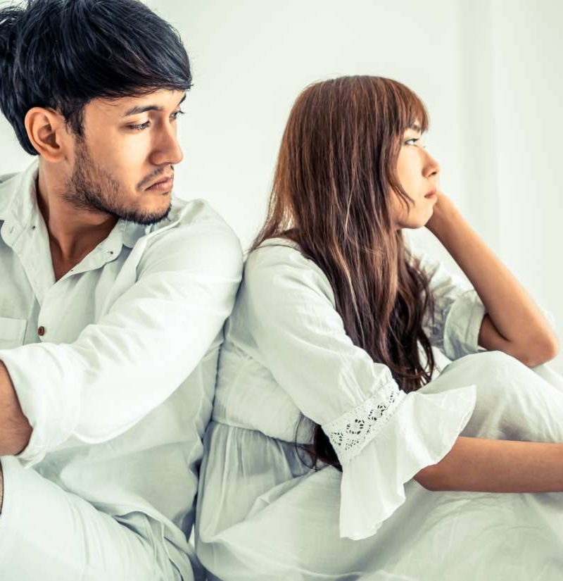 Why do we stay in relationships that make us unhappy?