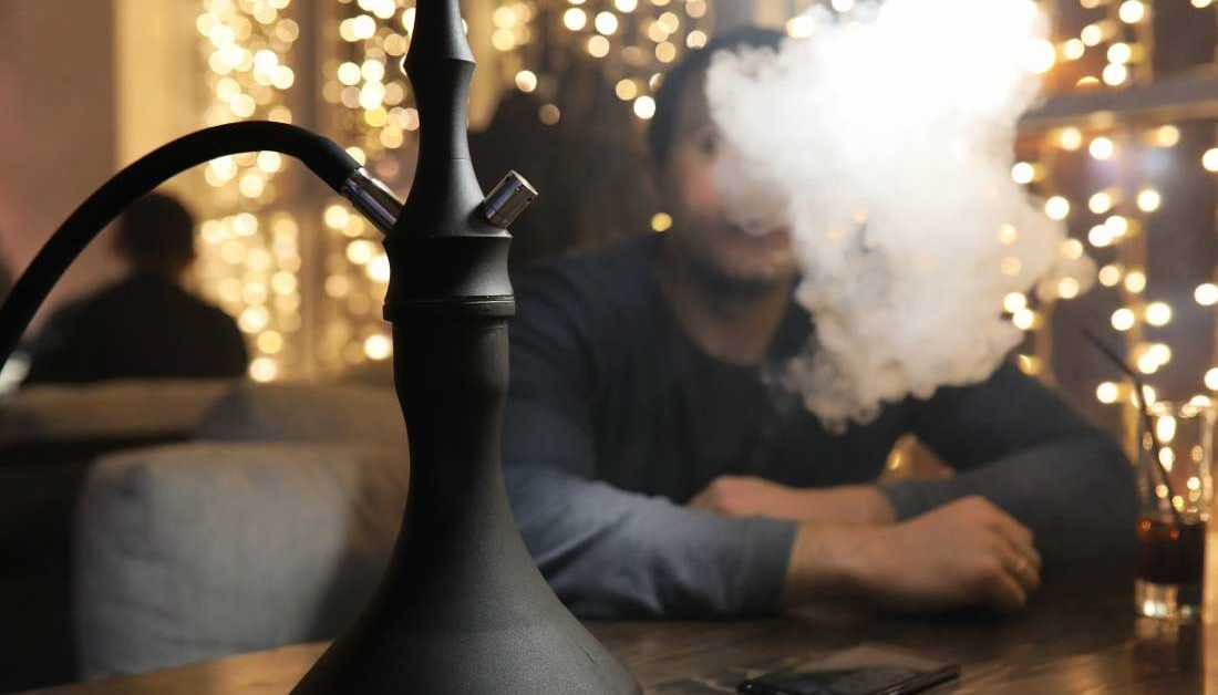 what is smoked in a hookah pipe