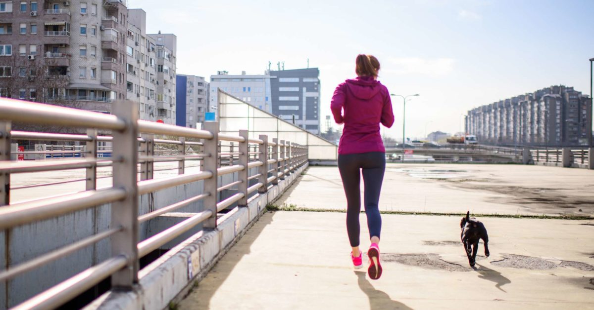 does walking help reduce stomach fat