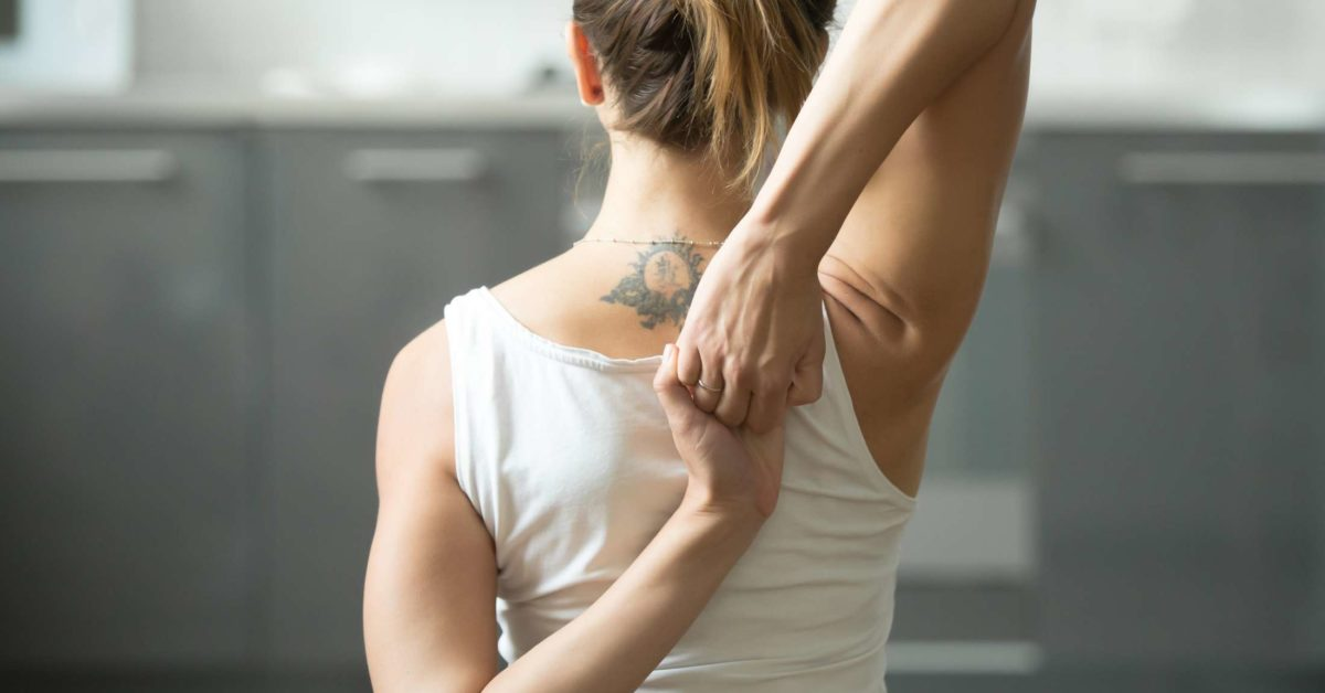 Top 10 stretches for shoulder tightness