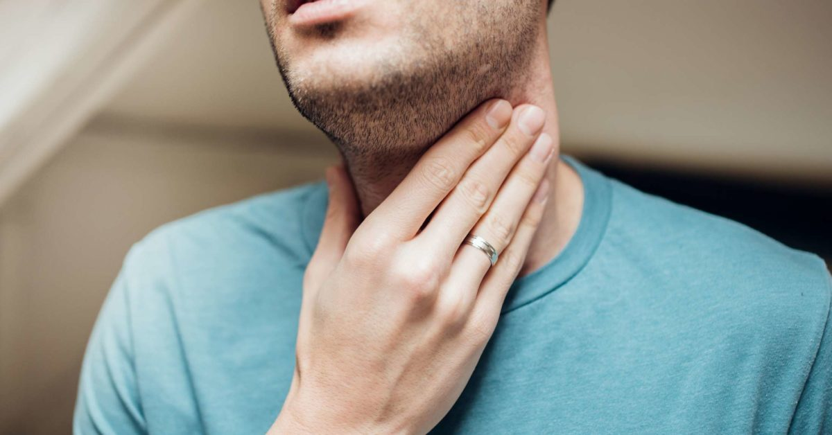 Sore throat: Allergy or cold? Plus treatment and prevention