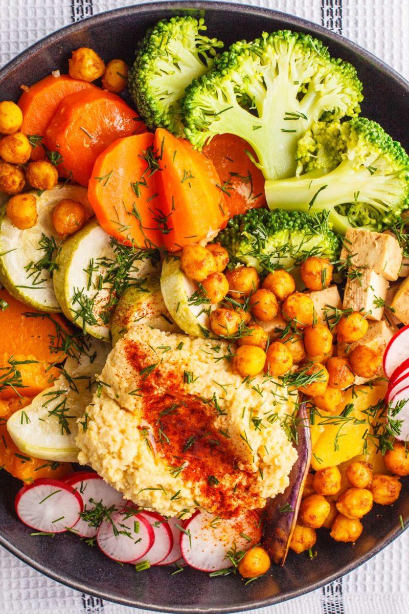 low fat vegan diet meal plan