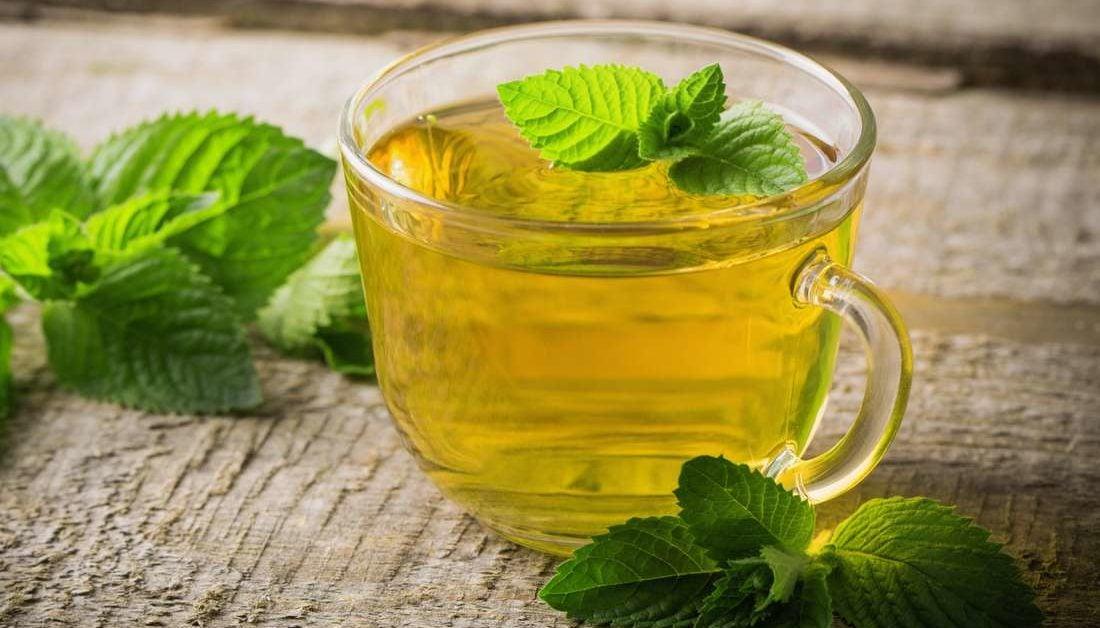 Peppermint tea picture