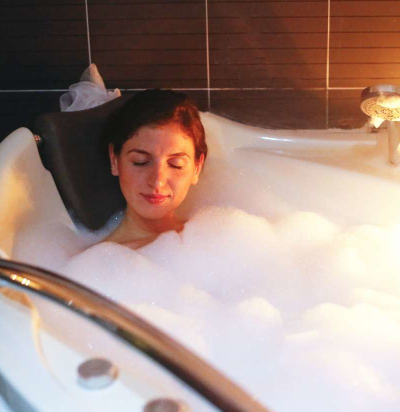 When S The Best Time To Take A Warm Bath For Better Sleep
