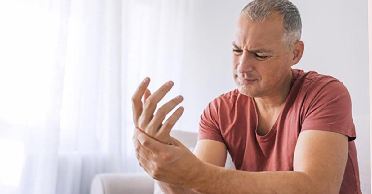 dolor en la mano derecha dedo indice