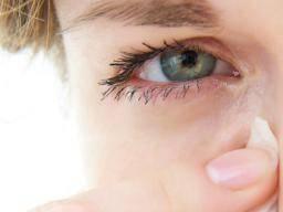 green eye discharge toddler