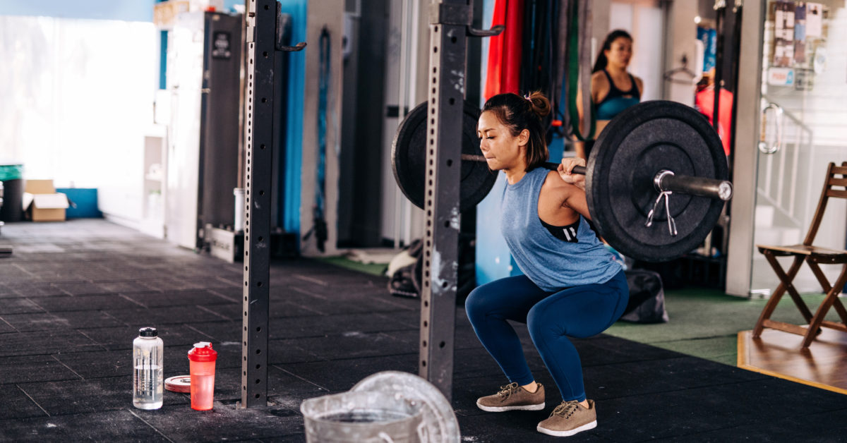 Study finds varying the amount lifted can increase muscle strength