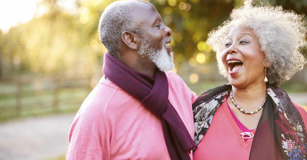 Having an optimistic partner may stave off cognitive decline