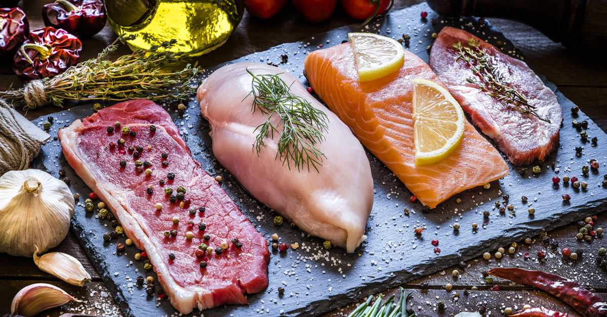 How meat, poultry, and fish affect cardiovascular and death risk