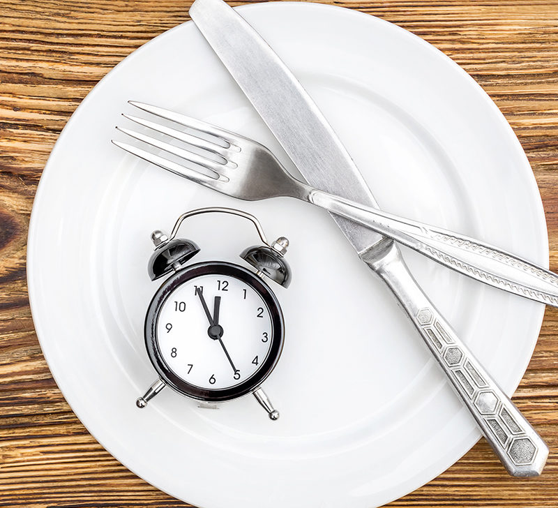 12 hour daily fast diet