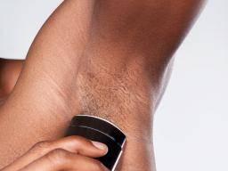 baking soda armpit rash