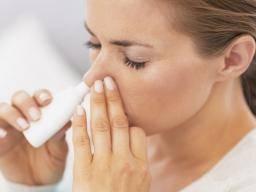 Steroid nasal spray risks parts of organon